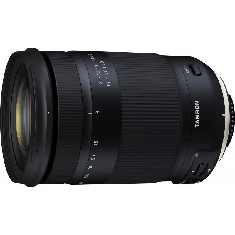 Tamron 18-400mm f/3.5-6.3 Di II VC HLD objektiiv Canonile