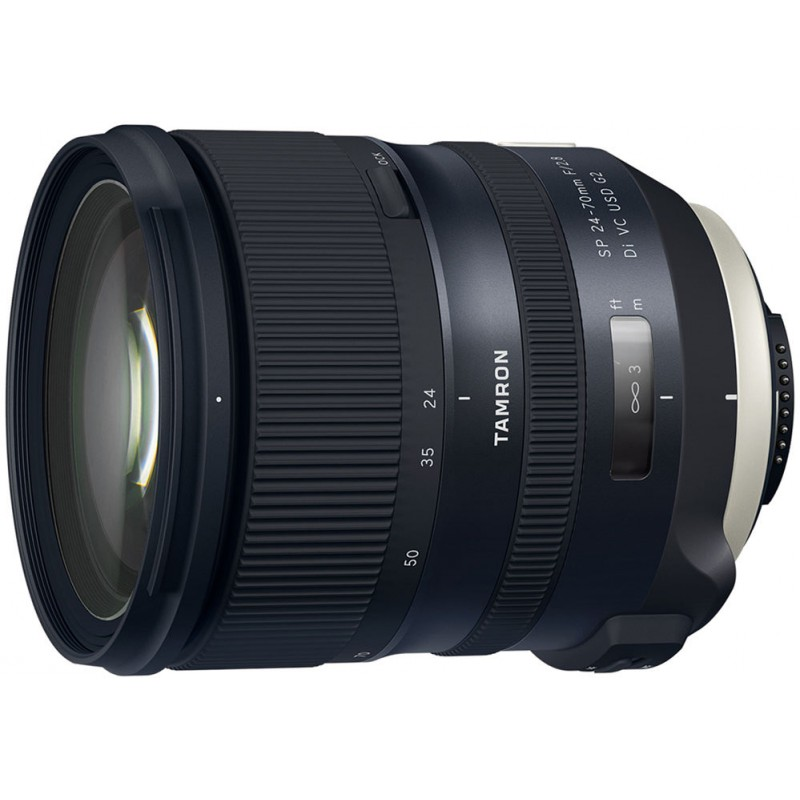 Tamron SP 24-70mm f/2.8 Di VC USD G2 объектив для Nikon
