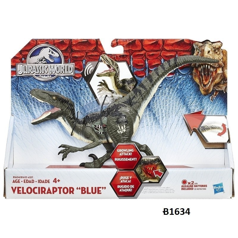 Jurassic World Growler Dinod B1635 Dimorphodon Toy