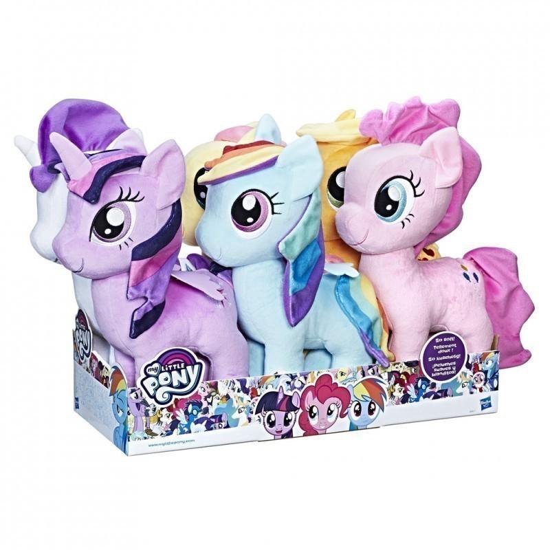 My Little Pony stuffed toy Cuddle Pony Princess Twilight Sparkle (C0113)