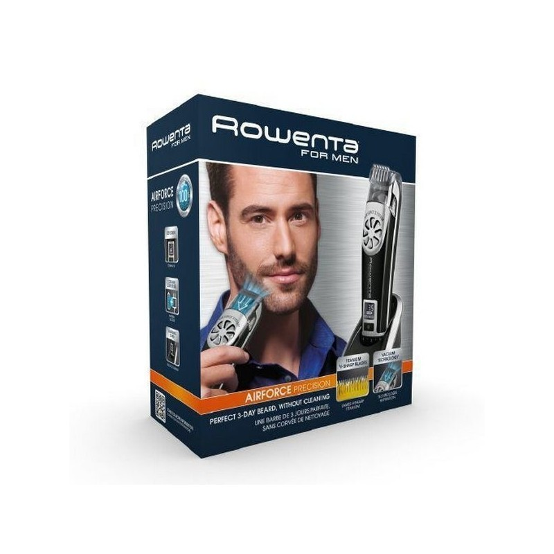 hair clippers rowenta air force precision premium 45 min photopoint. Black Bedroom Furniture Sets. Home Design Ideas