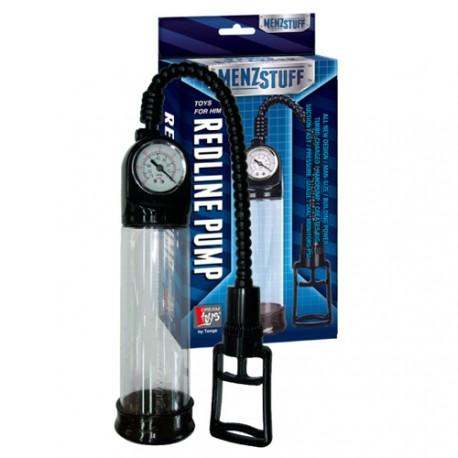 вакуумная помпа pump master с манометром