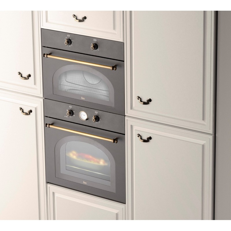 Teka Kitchen Appliances: Teka Built-in Oven HR750, Anthracite