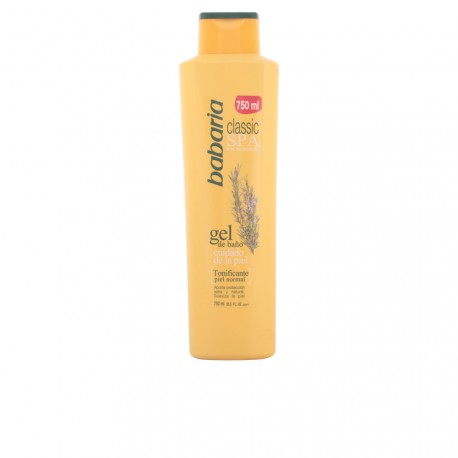 Classic spa gel de ba o tonificante 750 ml shower gels photopoint - Gel de bano mercadona ...