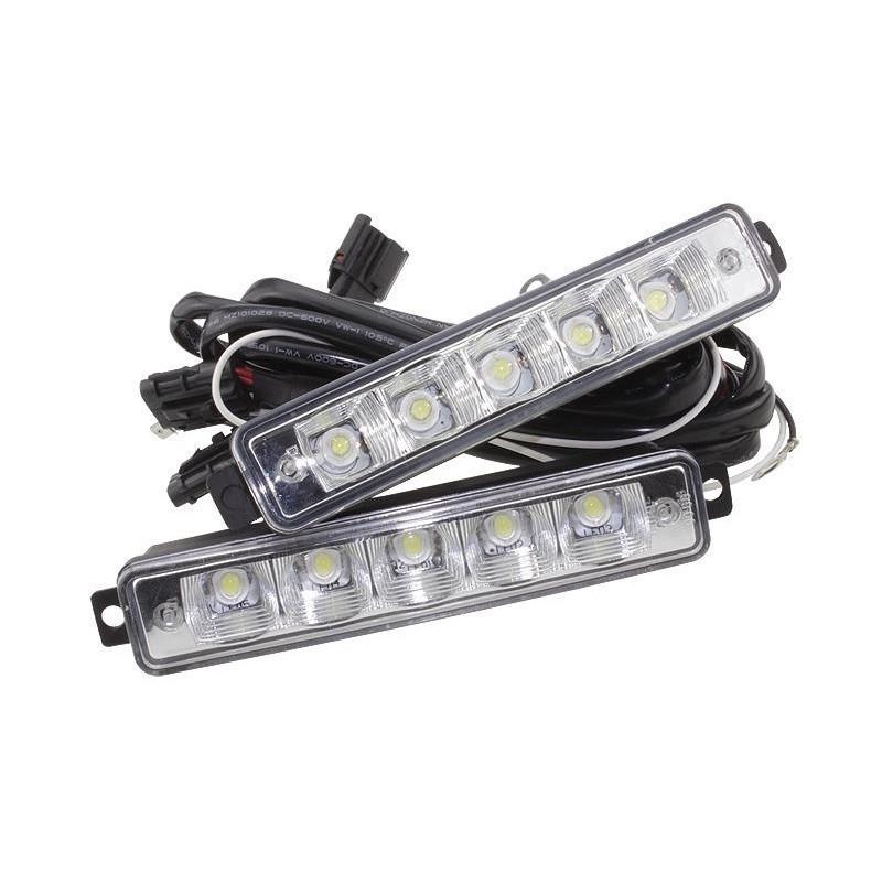 5d318861d38 Päevatuled 5-LED 12V - Auto lisatuled - Photopoint
