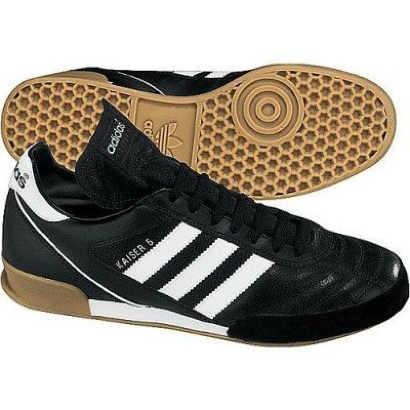 33e1ee812 Indoor football shoes adidas Kaiser 5 Goal Leather IN 677358 ...