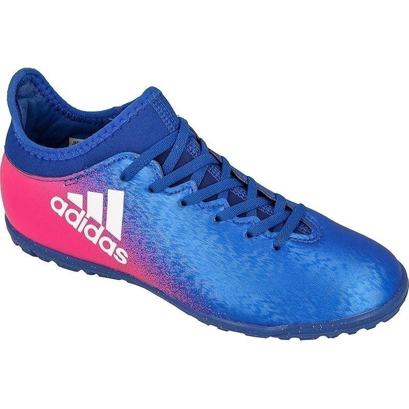 bdc4fb289b4c Kids football boots adidas X 16.3 TF Jr BB5714 - Training shoes ...