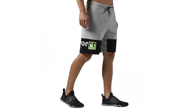 302c89338b09dc Men s short training pants Reebok Workout C Shorts M AK1522 - Штаны ...