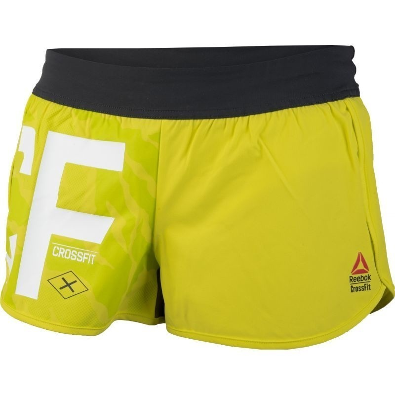 17f9b95931362 Women s training shorts Reebok Crossfit Ass To Ankle W AP9200 ...