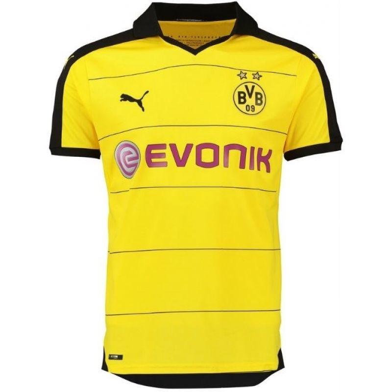 save off 7c690 2b870 Men's football shirt Puma Borussia Dortmund Home Replica Shirt M 74799101