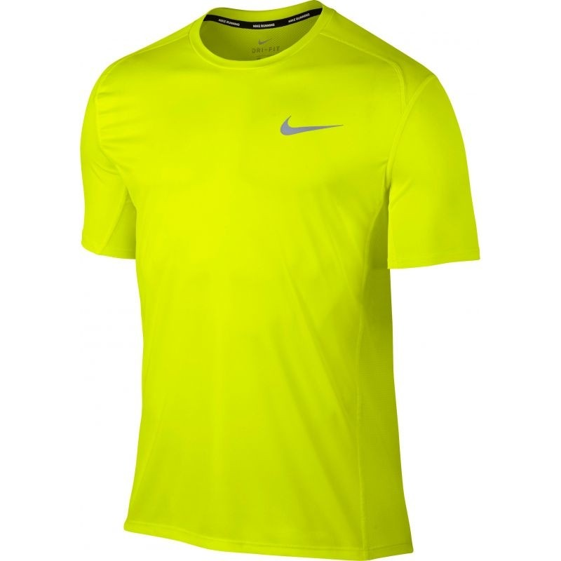 veneno Están familiarizados cirujano  Running shirt for men Nike Dry Miler Top M 833591-702 - Shirts & tank tops  - Photopoint