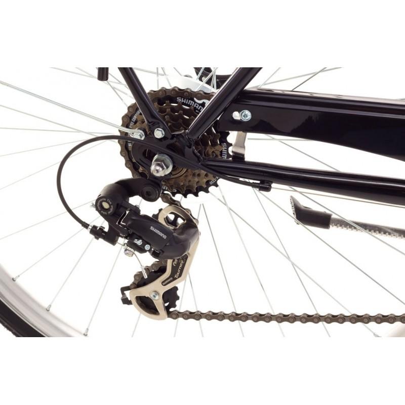 6eaa30e2c7f Linnajalgratas naistele 18 L ROMET VINTAGE M must - Jalgrattad ...