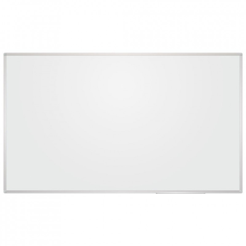 Dry-wipe board in aluminium frame 100x170 cm - Whiteboards - Photopoint