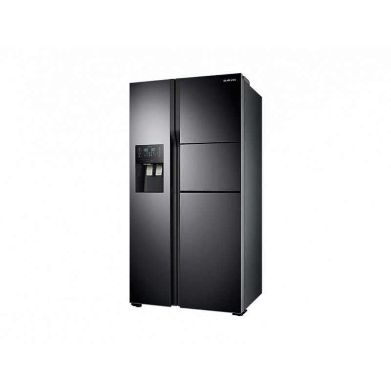 samsung refrigerator side by side rs51k57h02c refrigerators photopoint. Black Bedroom Furniture Sets. Home Design Ideas