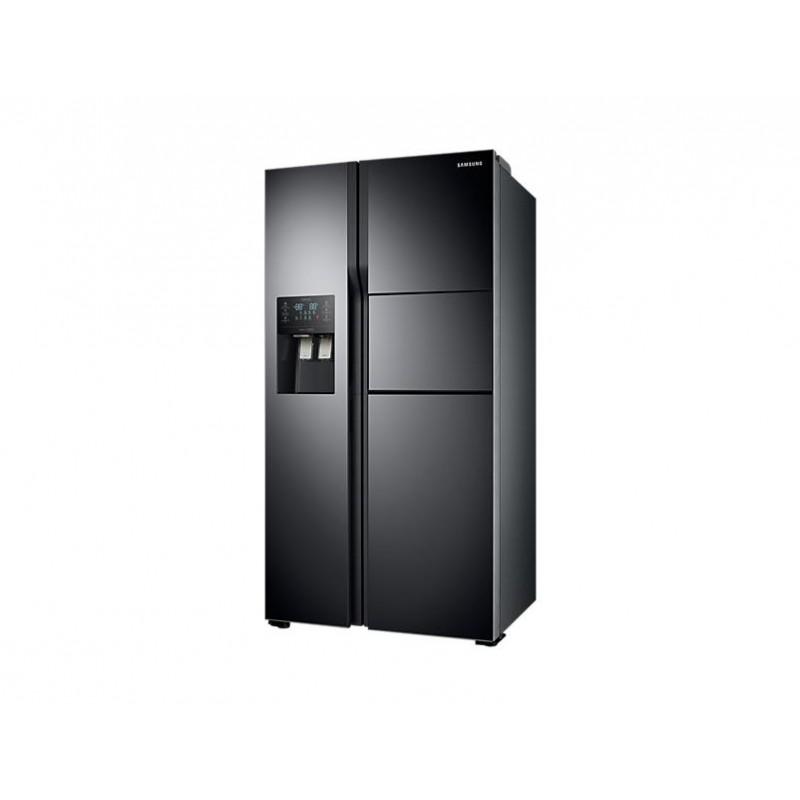 samsung refrigerator side by side rs51k57h02c refrigerators photopoint. Black Bedroom Furniture Sets. Home Design Ideas