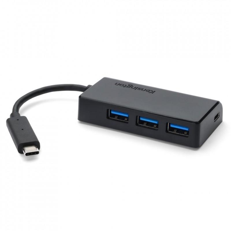 Kensington USB hub USB-C 4 port CH1000