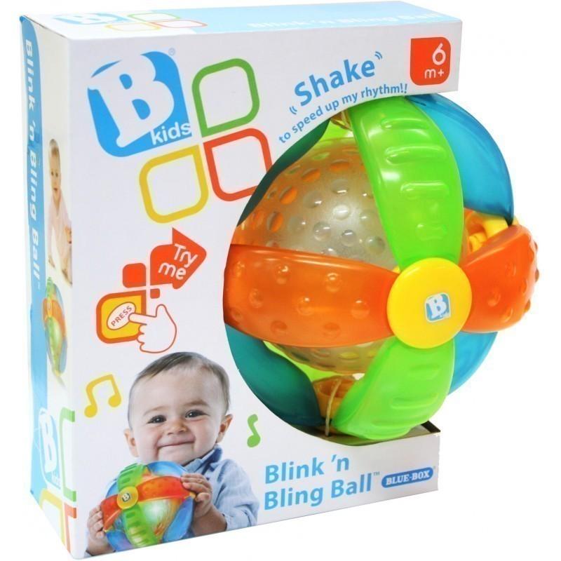 BKids helidega pall Blink 'n Bling