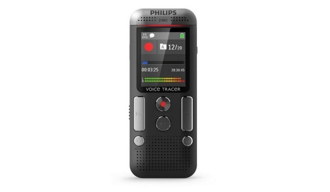 Salvesti Philips Voice Tracer 2500