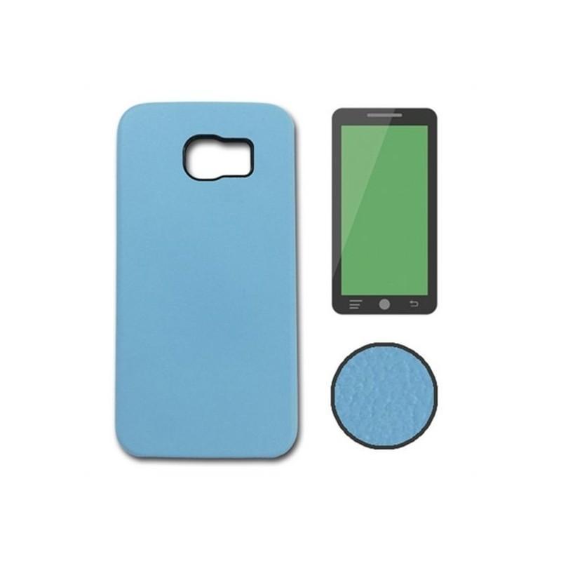 c0c0550985c Ümbris Samsung S6 Edge Plus Ref. Leather 123358 Celeste - Telefonide ...
