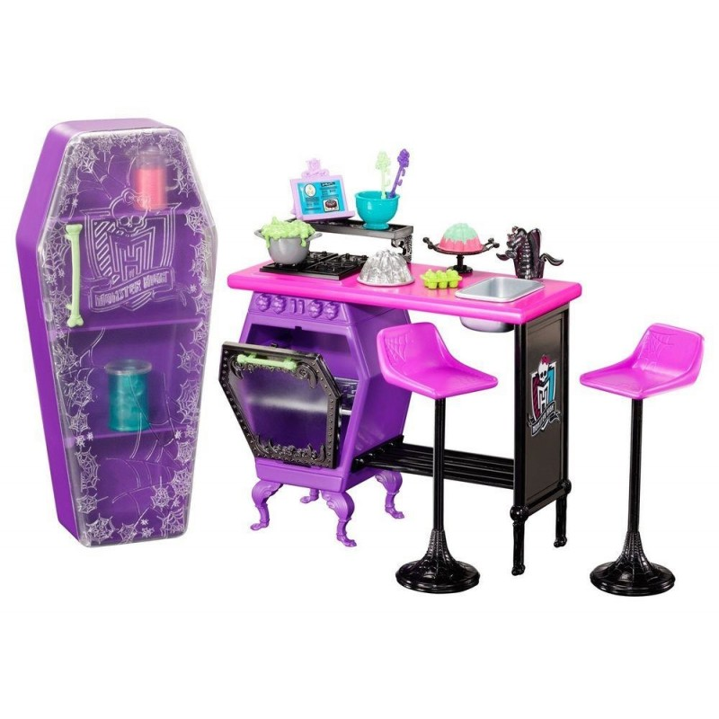 Monster High Dollhouse Furniture School Classes Bdd81 Dolls