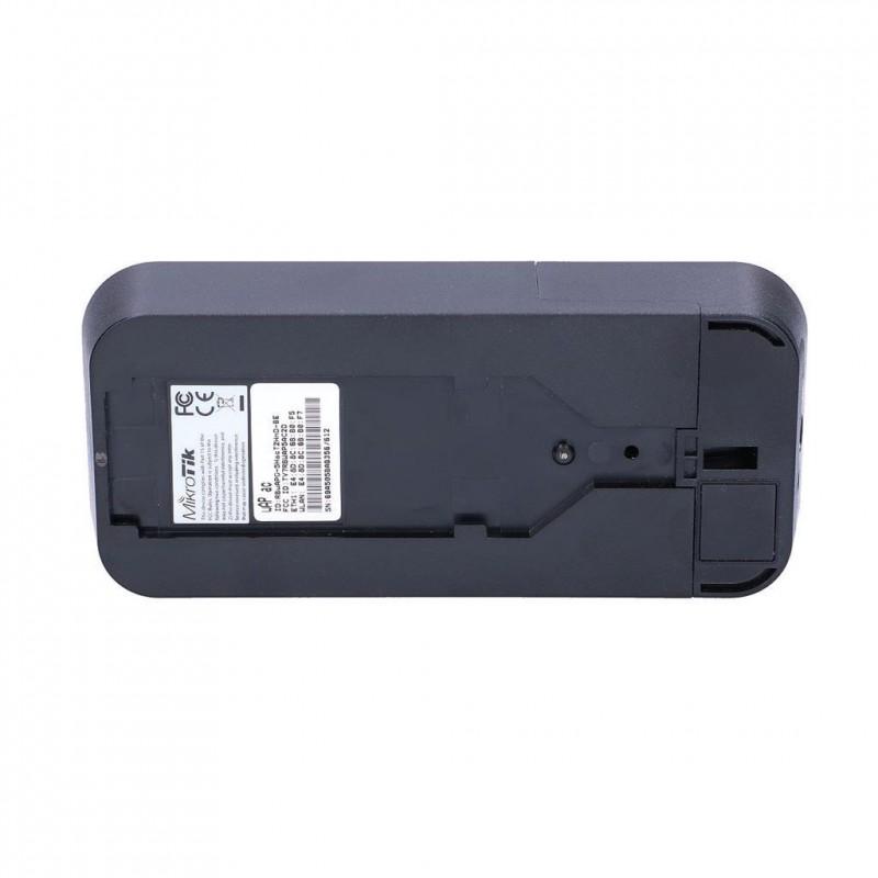 MikroTik WAP Ac Wall AP 1xGig LAN 24 And 5GHz 80211ac PoE