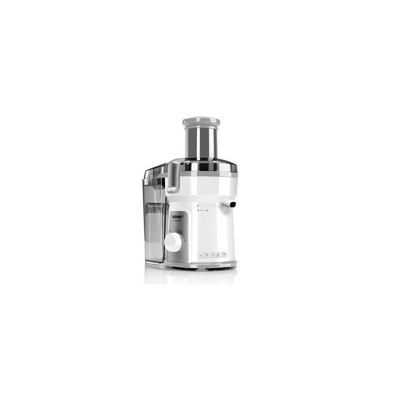 Slow Juicer Zelmer : Juicer Zelmer JE1200 (ZJE1200W) white - Sulu spiedes - Photopoint