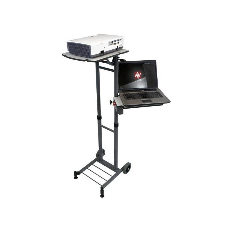 Avtek Trolley Duo Presentation Table Other Accessories