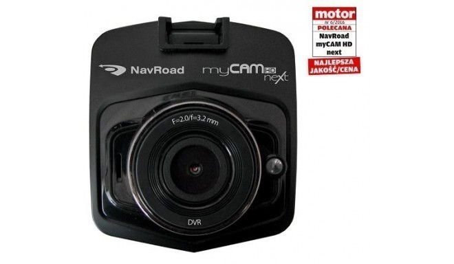 Car DVR NavRoad myCAM HD NEXT