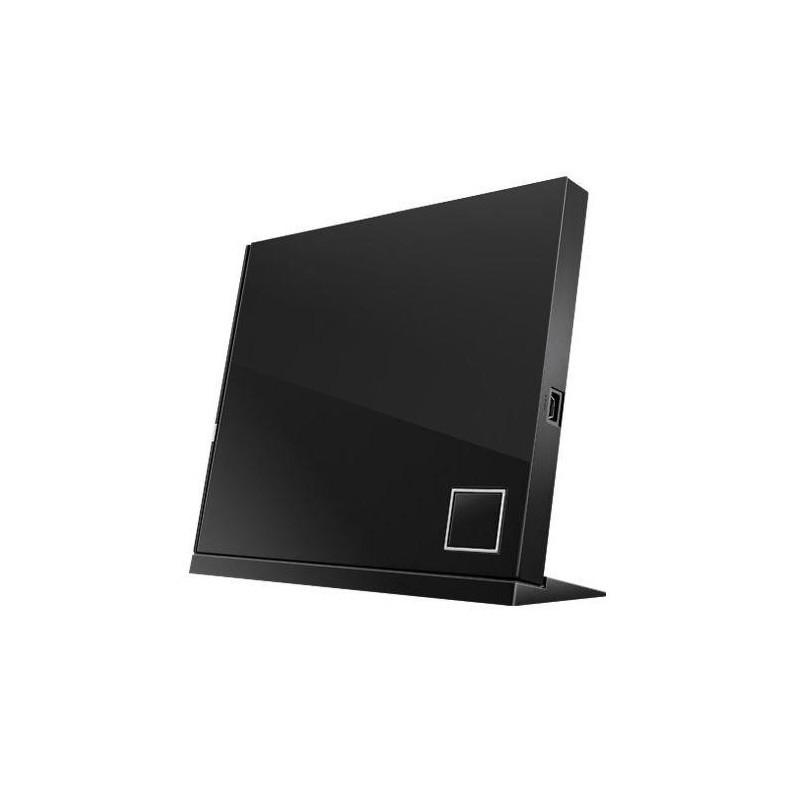 Asus väline Blu-ray kirjutaja Slim Combo SBC-06D2X-U/BLK/G/AS