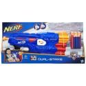 Hasbro NERF N-Strike Elite Dual-Strike, NERF Gun