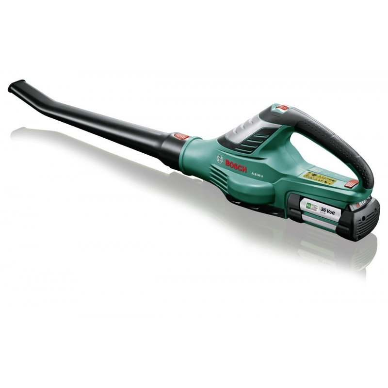bosch blower alb 36 li green leaf blowers vacuums photopoint. Black Bedroom Furniture Sets. Home Design Ideas