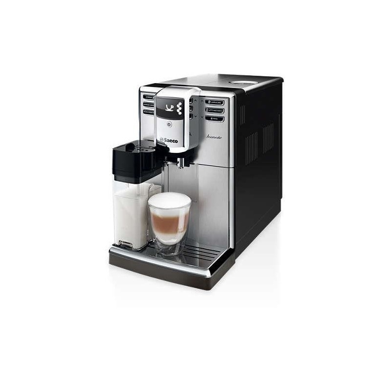 coffee machine saeco hd8917 09 incanto silver coffe. Black Bedroom Furniture Sets. Home Design Ideas