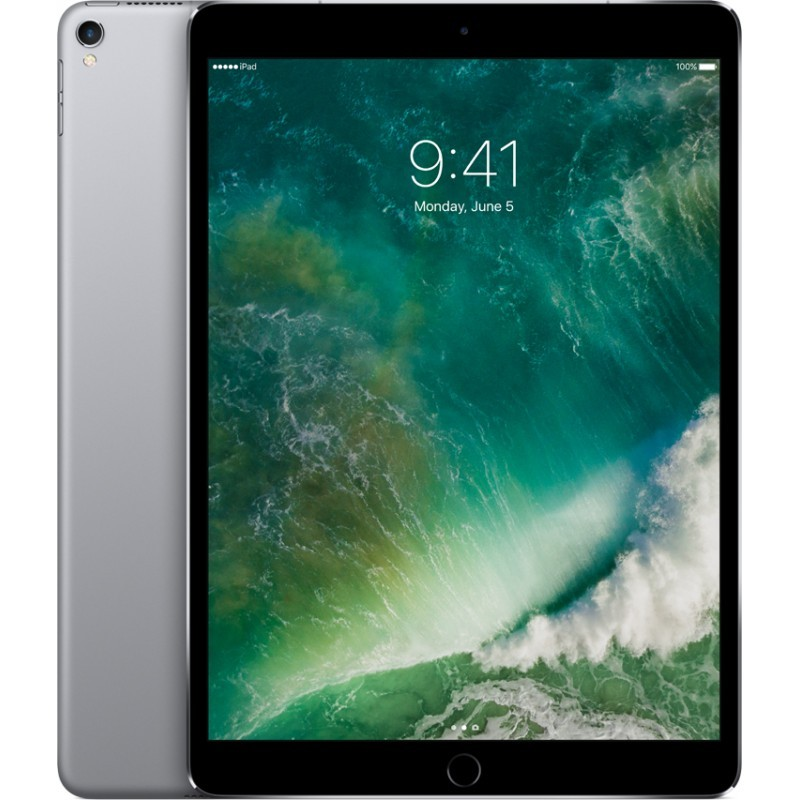 "Apple iPad Pro 10,5"" 64GB WiFi + 4G, space gray"