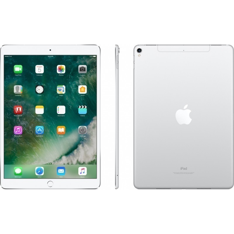 "Apple iPad Pro 10,5"" 64GB WiFi + 4G, silver"