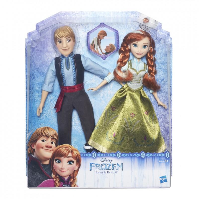 d7c401d0c56 Disney nukud Frozen Anna ja Kristoff - Nukud - Photopoint