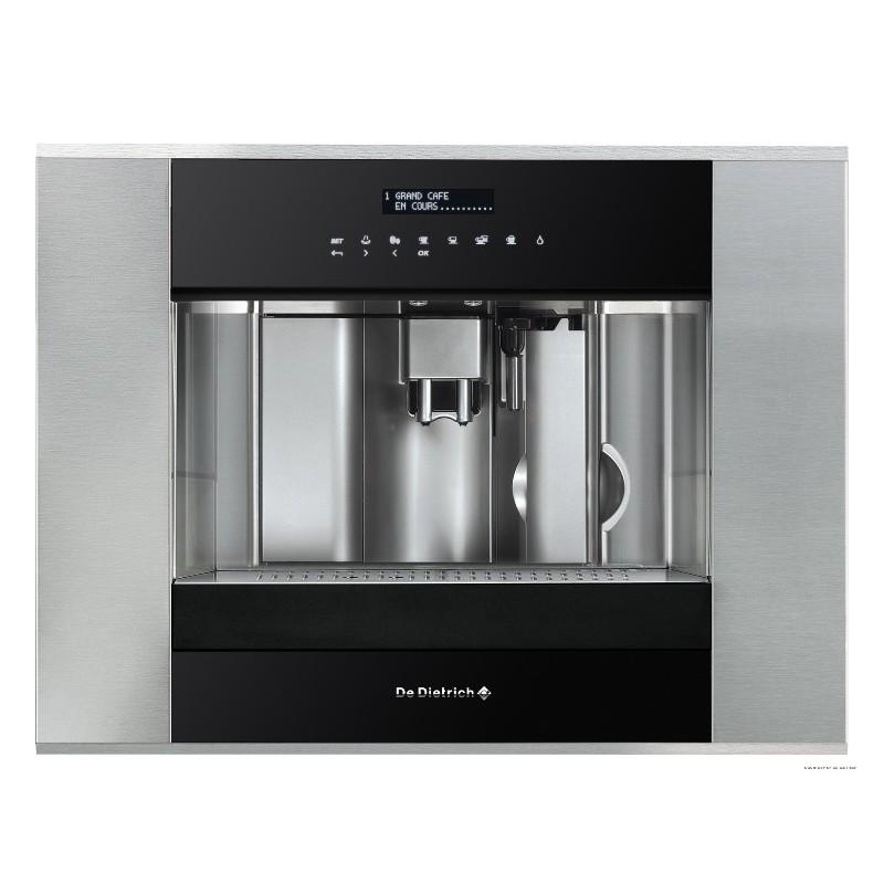 Built In Espresso Machine De Dietrich Ded1140 Coffe