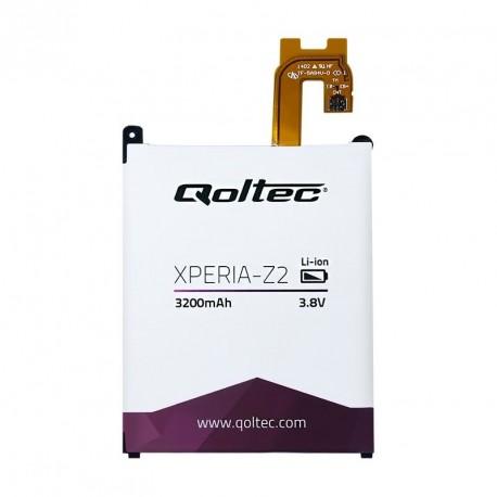 5b00efec370 Qoltec Battery for Sony Xperia D6503, 3200mAh