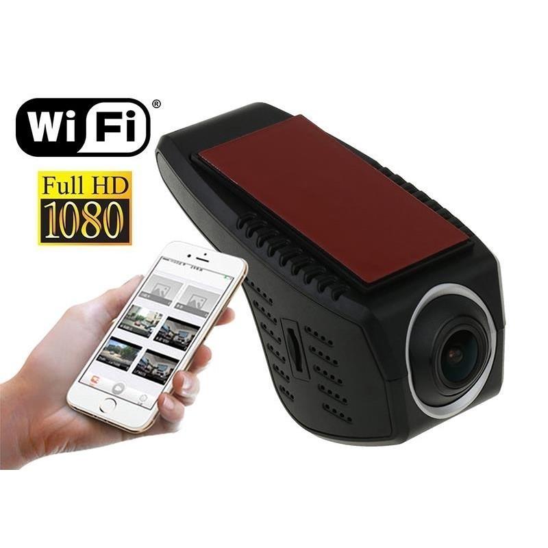 U-Drive WIFI - Car digital video recorder FULL HD. Dashcam type ...