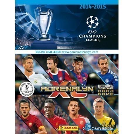 28227492368 Panini football card album UEFA Champions League 2014-2015 - Football cards  - Photopoint