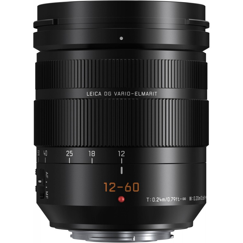 Panasonic Leica DG Vario-Elmarit 12-60mm f/2.8-4 ASPH. POWER O.I.S. objektiiv