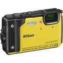 Nikon Coolpix W300 Holiday Kit, kollane