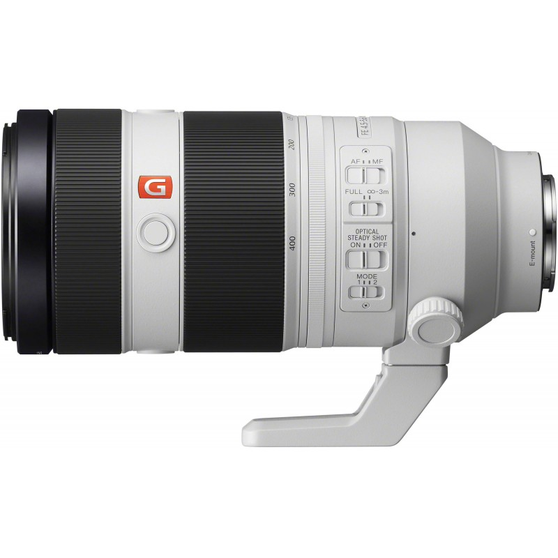 Sony FE 100-400mm f/4.5-5.6 GM OSS objektiiv