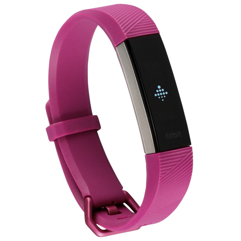 fitbit activity tracker alta hr s fuchsia activity trackers photopoint. Black Bedroom Furniture Sets. Home Design Ideas