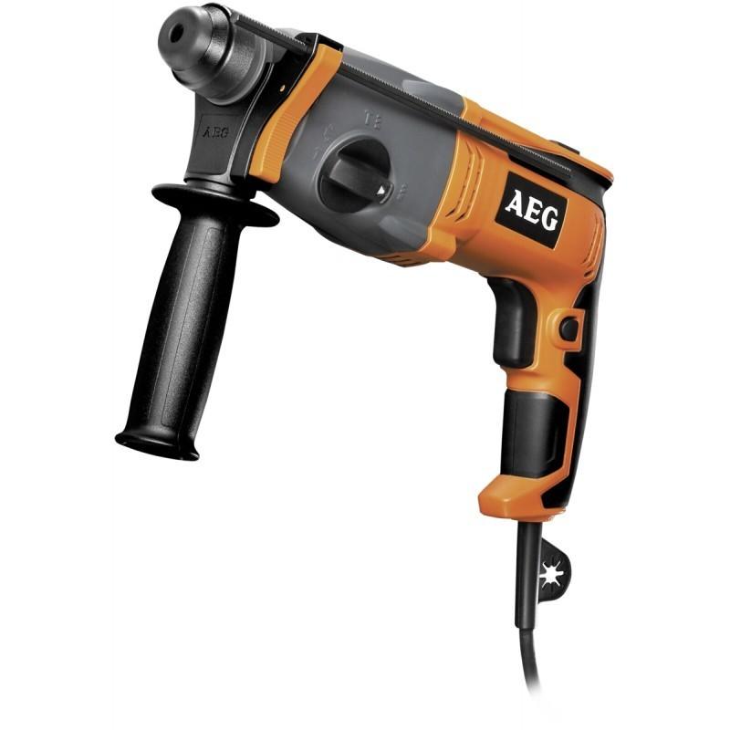 AEG KH 24 E Combi Hammer Drill