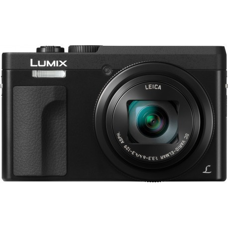 Panasonic Lumix DMC-TZ90, черный
