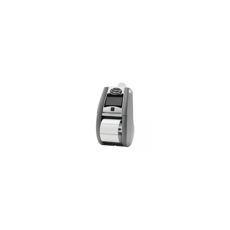 Zebra QLn220 Healthcare, USB, RS232, BT, 8 dots/mm (203 dpi), disp , RTC,  EPL, ZPL, CPCL (QH2-AUCAEM
