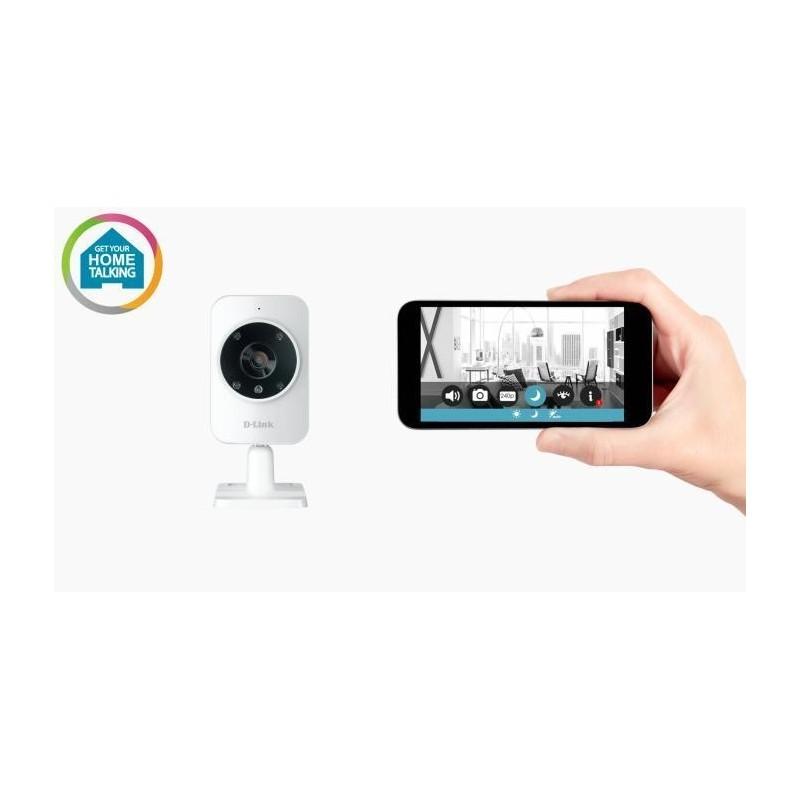 d link mydlink home smart home hd starter kit routers photopoint. Black Bedroom Furniture Sets. Home Design Ideas