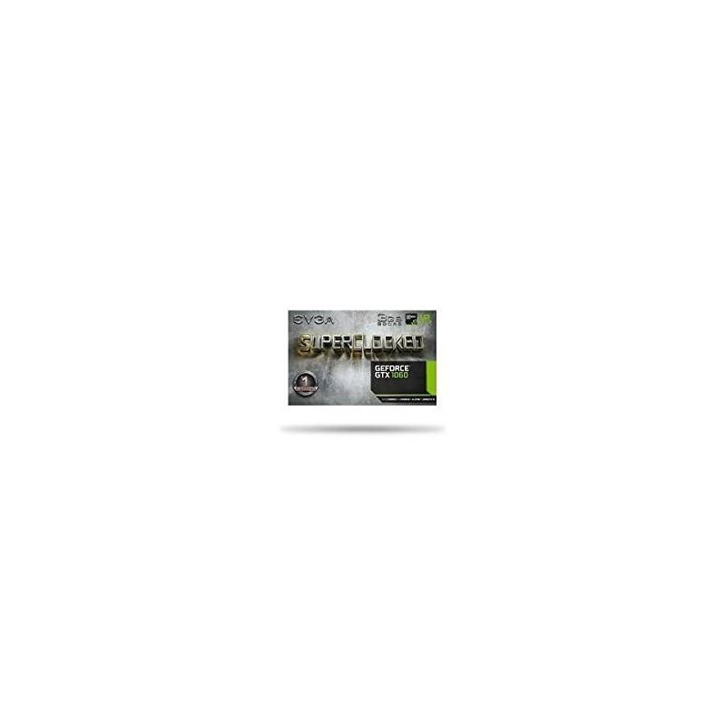 EVGA GeForce GTX 1060 3GB SC GAMING - 3GB - HDMI DP DVI