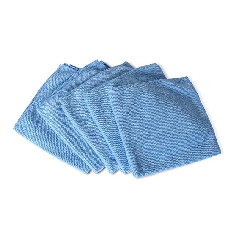 Platinet microfibre cleaning cloth PFSPCM02 5pcs