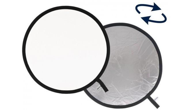 Lastolite reflector 50cm, silver/white (LA-2031)